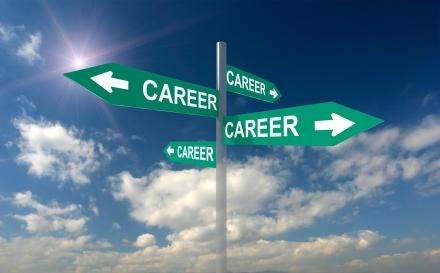 Career crossroads